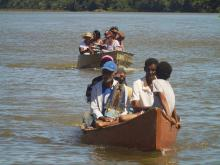 Canabrava barco